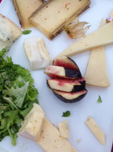 travel backup plan, cheese