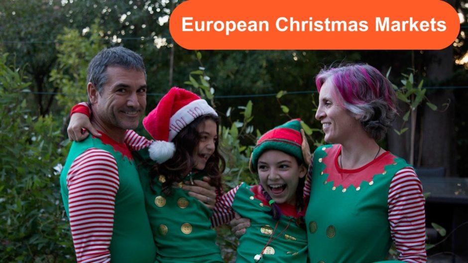 Aix-En-Provence, European Christmas markets