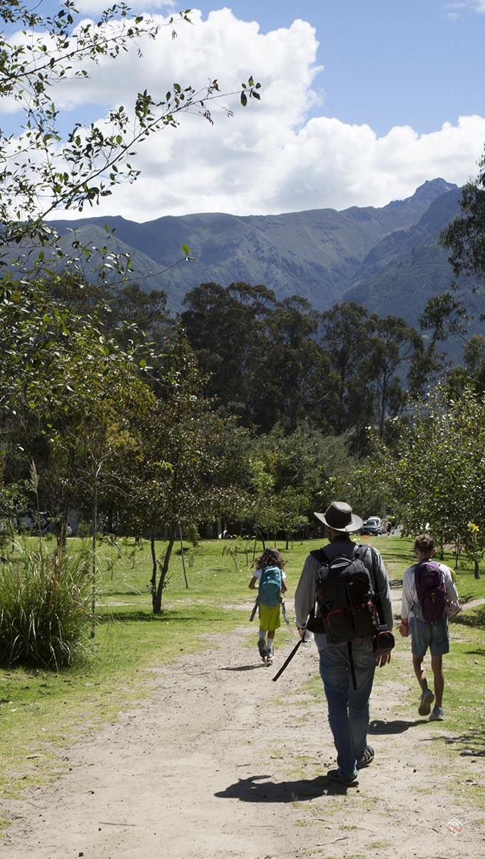 Family Fun in Ecuador