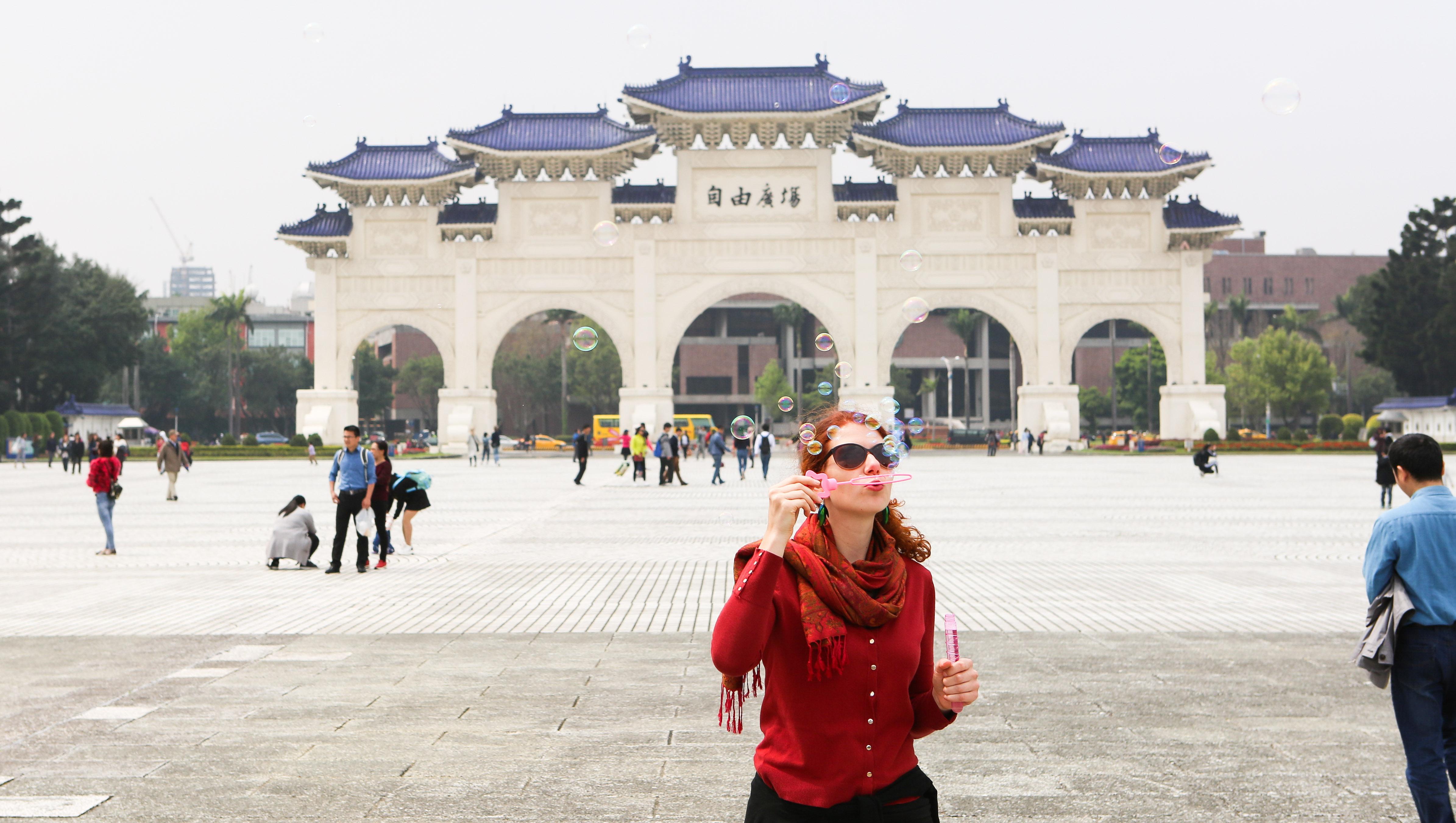 Traveling Family Ken Liu